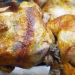 Pollo Asado en Roquetas de Mar
